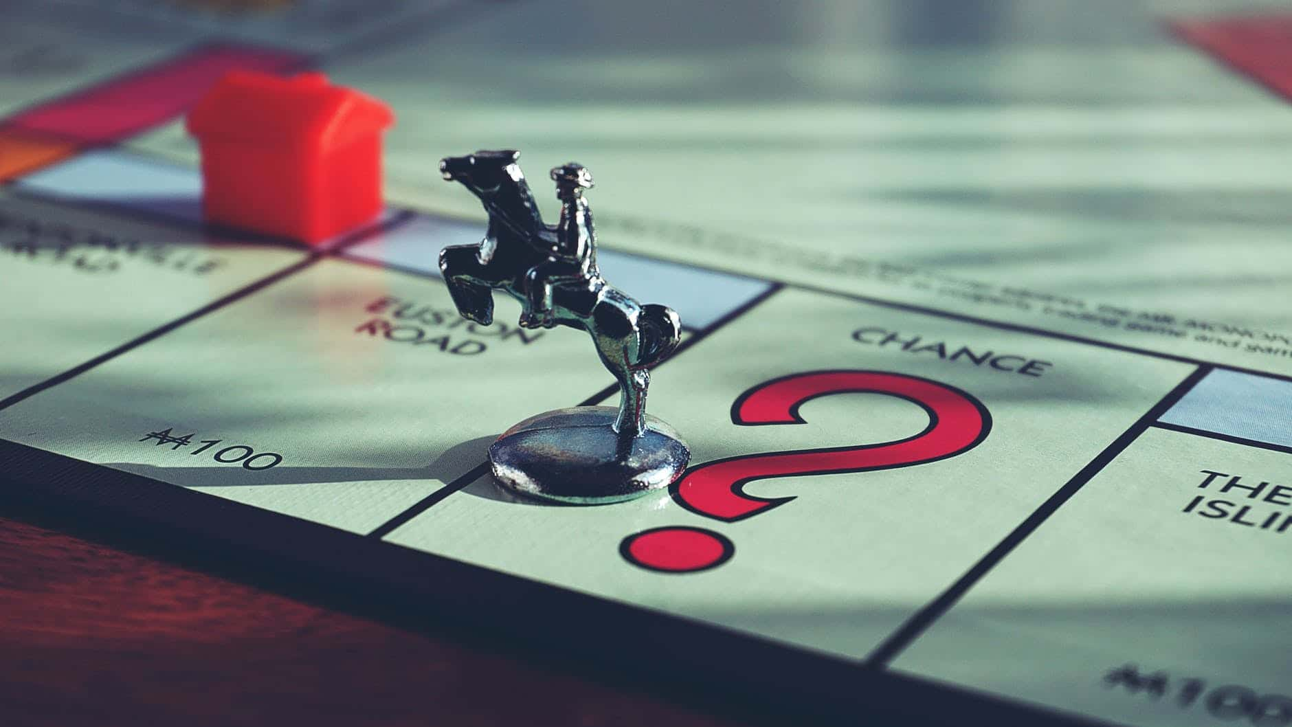 5 Horse Themed Board Games
