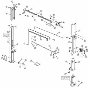 Rotary SPO10200 Parts Diagram