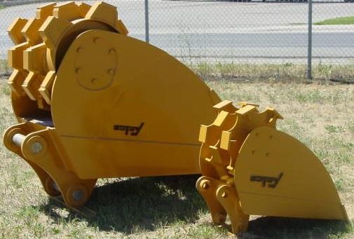 Compaction Bucket 38k-50 18x60 FEL234652
