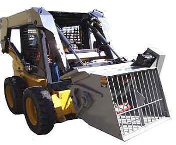 Skid Steer Concrete Mixer STAR140