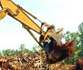 """Stump Shear for Excavators 32 to 42 ton; 68"""" - SLS-SESS-4"""