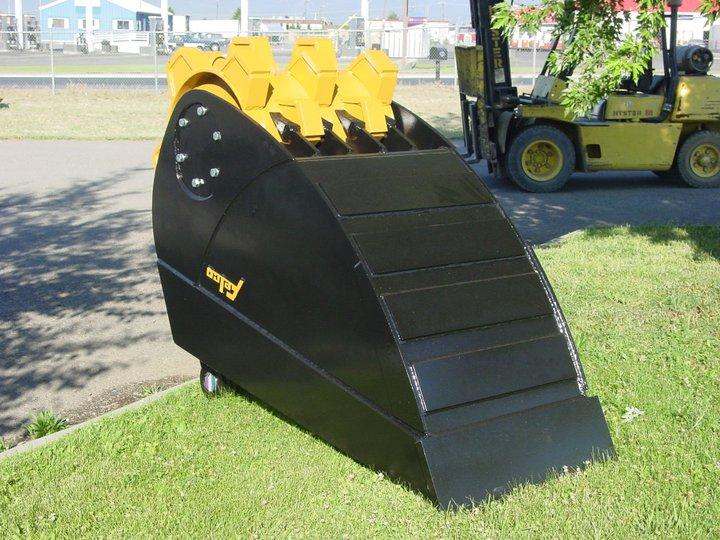 Compaction Bucket 50k-100 Width 36x74 FEL234660