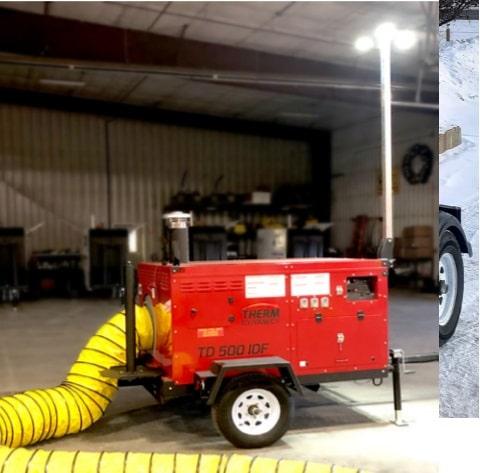 THDY-TD500-IDF_heater-generator-trailer-lights