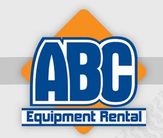ABC equipment rental logo