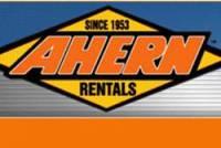 Ahern equipment rental