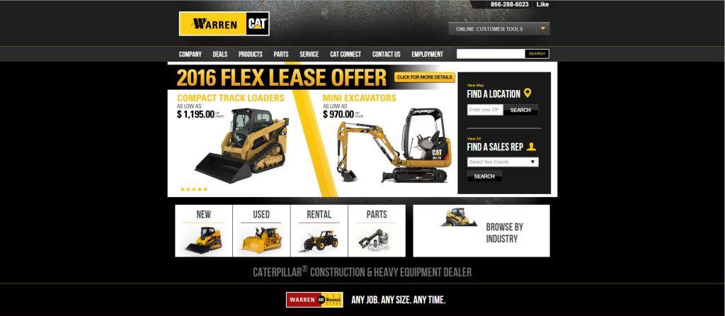 Construction Equipment Texas - Rental Guide