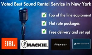 DJ Equipment Rental New York City