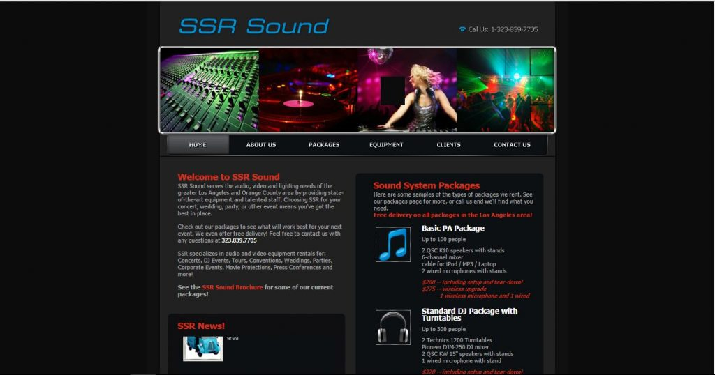 Best DJ Equipment Rental Los Angeles Services