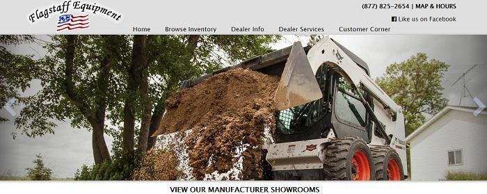 construction equipment rental arizona flagstaff equipment