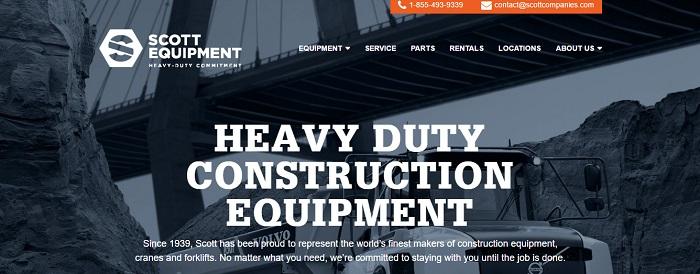 construction equipment rental arkansas