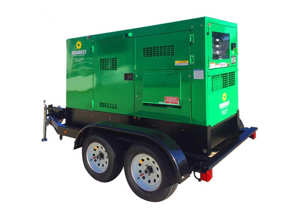 sunbelt generators