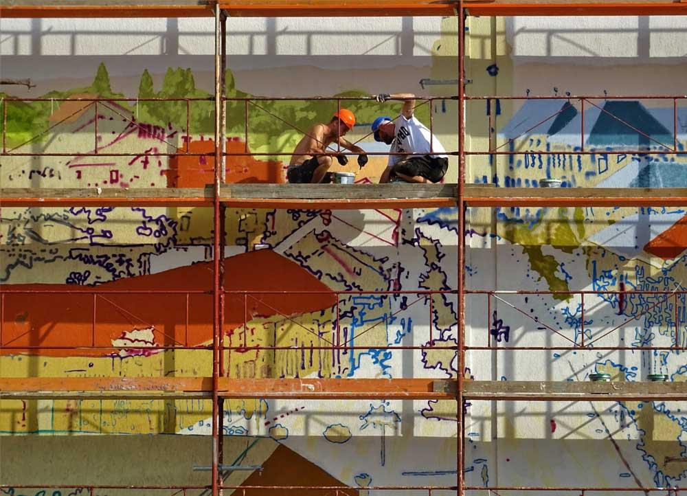 sunbelt rentals scaffolding