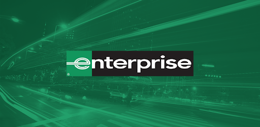 enterprise rent a car app