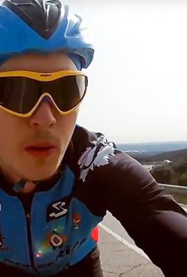 Riding To The Mountain