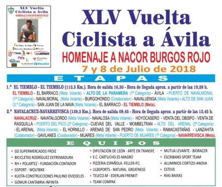Vuelta Ávila