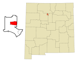 Los Alamos map