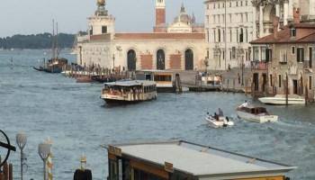 canal grande viaggiare a venezia