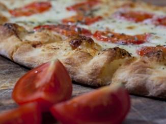 pizza leggera e digeribile