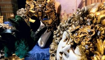 maschere carnevale venezia 2019