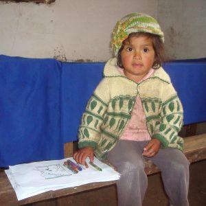 Coloring book Peru 2012