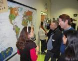 sensibilisation carte du monde