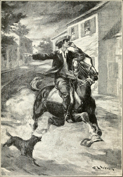 Paul Revere Rode Route