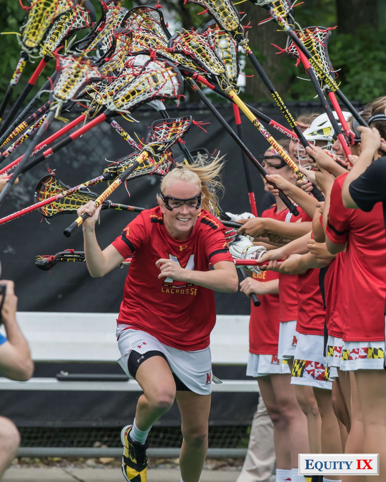 #1 Maryland – The Road to Repeat NCAA Champions