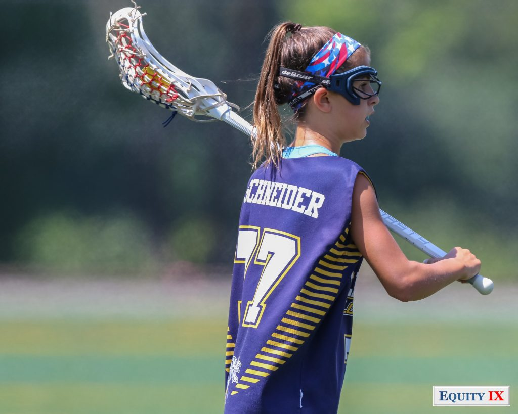 2015 Girls Club Lacrosse - Nike Elite G8 - Yellow Jackets © Equity IX - SportsOgram - Leigh Ernst Friestedt
