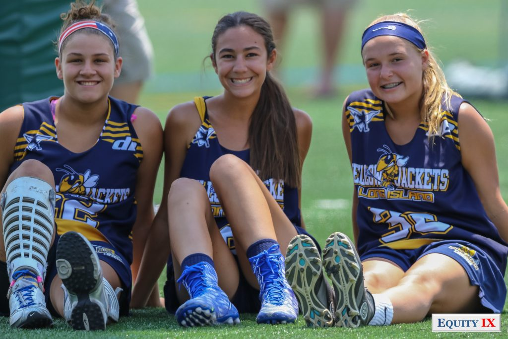 Early Recruit - 2015 Girls Club Lacrosse - Yellow Jackets - Nike Elite G8 - Equity IX - SportsOgram - Leigh Ernst Friestedt