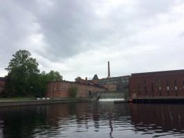 Rainy Tampere