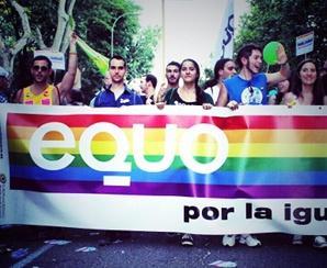 EQUO reclama al gobierno español y a la UE que presione a Rusia para que acaben las agresiones y la discriminación al colectivo LGTB