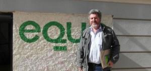 """Juan López de Uralde en Radio Huesca """"Ha sido muy triste contemplar cómo ha emergido el problema del lindano"""""""