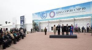 COP 20: EQUO exige al Gobierno objetivos vinculantes contra el cambio climático