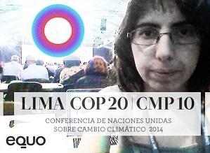 #ActúaCOP20 : Derroche de buenas intenciones sin compromisos