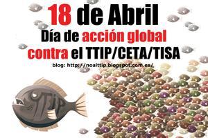 [VIDEO] Lanzamos desde Europa llamamiento a la movilización contra el TTIP