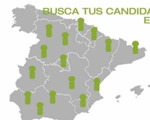 Guía de voto verde para estas elecciones municipales y autonómicas