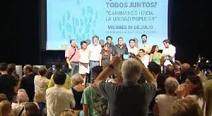 EQUO hace un nuevo llamamiento a IU y Podemos para que retomen las conversaciones