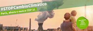 EQUO hace un llamamiento al compromiso político contra el cambio climático