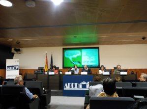 La Plataforma Loporzano contra la ganadería intensiva lleva su voz al Congreso de los Diputados