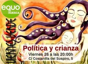 Viernes Verde – Política y crianza. 26 de octubre a las 20:00h