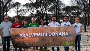 Salvemos Doñana del asfalto