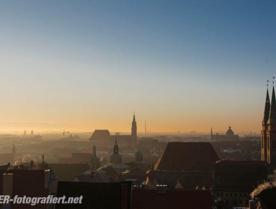 Nürnberg erwacht ...