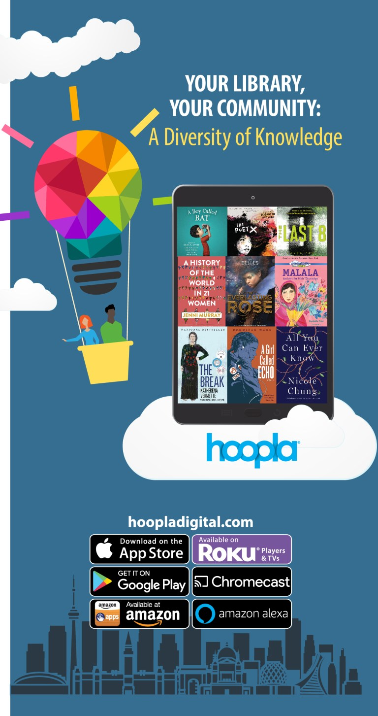 Hoopla Promotional