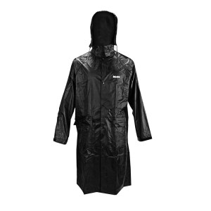 Super Force Rain Coat Black