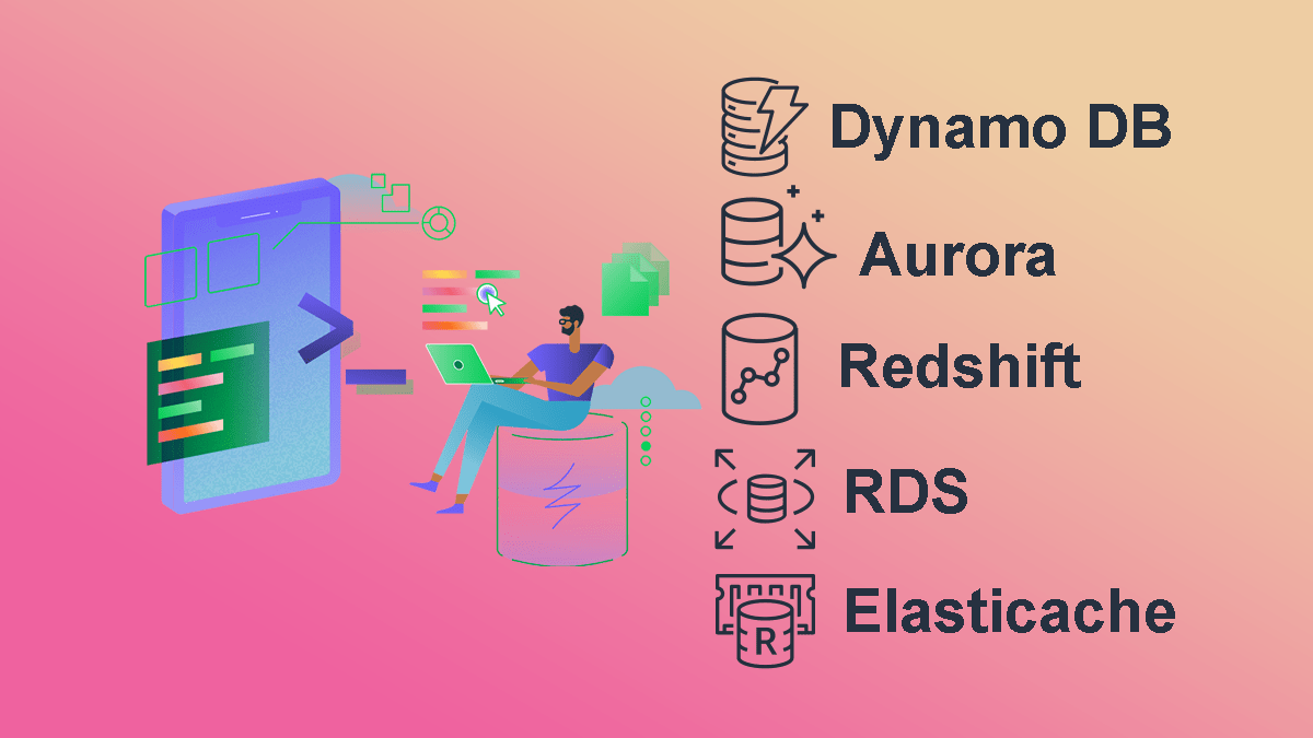 Kinds of Database Services offered by AWS