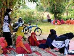 Dampak Sengketa Lahan, Murid SDN Di Sampang Madura Rela Belajar Di Halaman Sekolah