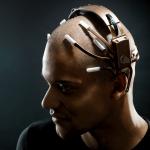 Emotiv's brain interface.