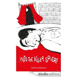 Into The Killer Sphere romanzo giallo inglese Amazon