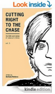 cutting right to the chase, series, vol3, short fiction, detective stories