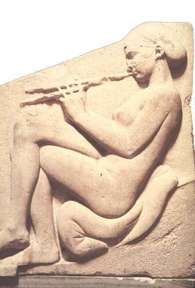 Aνάγλυφα του λεγόμενου θρόνου Ludovisi